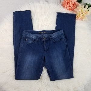 MICHAEL KORS Gold Tag Straight Leg Jeans Size 6
